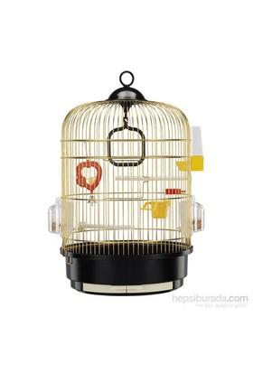 Ferplast Regina Prinç Sarı Kuş Kafes