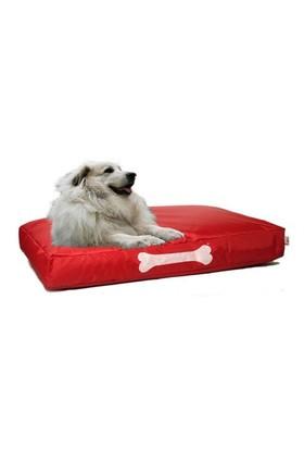 Freeandjoy Dogbag Su Tutmayan Yıkanabilir Köpek Yatağı Kırmızı