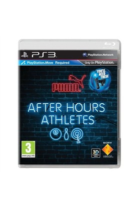After Hours Athletes Move Ps3