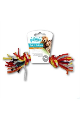 Pawise 2 Düğümlü Diş İpi Köpek Oyuncağı 22 Cm
