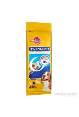 Pedigree Dentastix Medium 3pcs Köpek Ödül Maması 77 gr