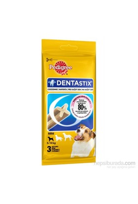 Pedigree Dentastix Small 3pcs Köpek Ödül Maması 45 gr