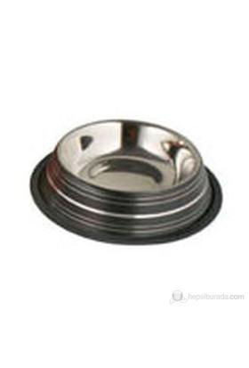 Renkli Desenli Çelik Mama Kabı (ASRPSL16)