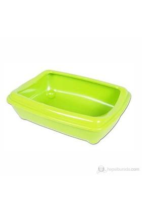 Aristo Tray Açık Kedi Tuvaleti No: 2 Yeşil