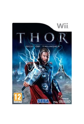 Nintendo OYUN Wii Thor The Video Game