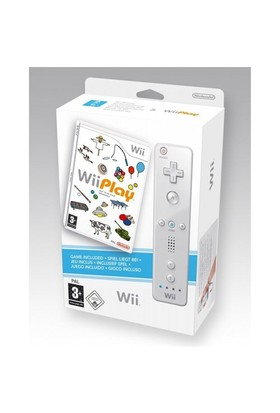 Wii Play +Remote Controller