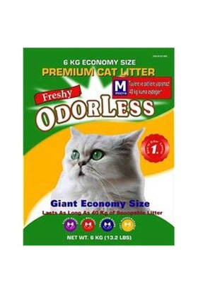 Freshy Odorless Micro Kedi Kumu 3.8Lt