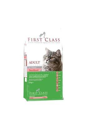 First Class Kuzulu Kısırlaştırılmış Kedi Maması 12 Kg