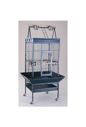 Dayang Papağan Kafesi Ayaklı A18 Ölç 61X56x168