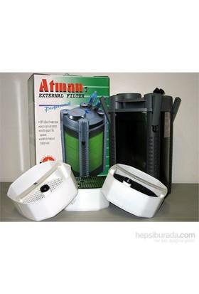 Atman At-3338 Akvaryum Dış Filtresi 1200 L/H