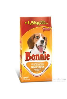 Bonnie Dog Chicken Tavuklu Yetişkin Köpek Maması 15 Kg