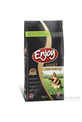 Enjoy Premium Dog Food Yetişkin Köpek Maması 15 Kg