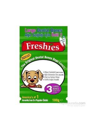 Freshy Ağız Kokusu Giderici Köpek Ödülü 3´Lü Paket 180 Gr