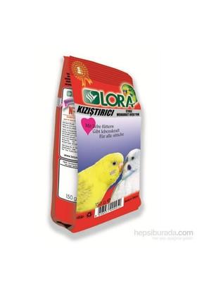 Lora Muhabbet Kuşu Kızıştırıcı Yem 150 gr