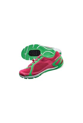 Shimano Ayakkabı Clickr Cw41p Pembe-Yeşil
