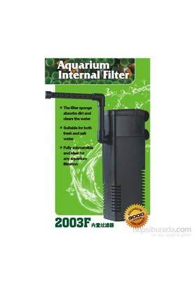 Venusaqua 2003F 600Lt/H Akvaryum İç Filtre 12 Watt