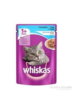 Whiskas pouch Ton Balıklı yaş kedi Maması 100 gr