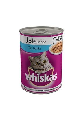 Whiskas Konserve Erişkin Ton Balıklı Kedi yaş 400 Gr