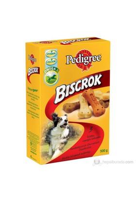 Pedigree Biscrok Köpek Ödül Bisküvisi 500 gr