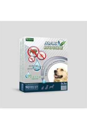 Max Biocide Büyük Köpek Dış Parazit Damlası 3Ml
