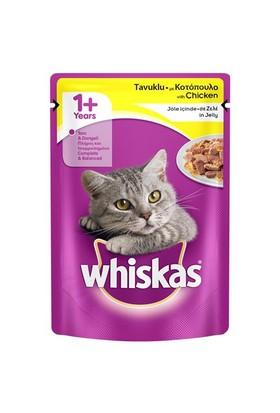 Whiskas Pouch Tavuklu yaş Kedi Maması 100 Gr