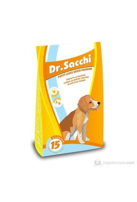 Dr.Sacchi Puppy Large Breed Yavru Köpek Maması 15kg