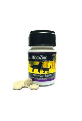 Natur Bioto Zinc 2,5 Mg Kedi&Köpek Deri Ve Tüy Sağlığı 50 Tablet