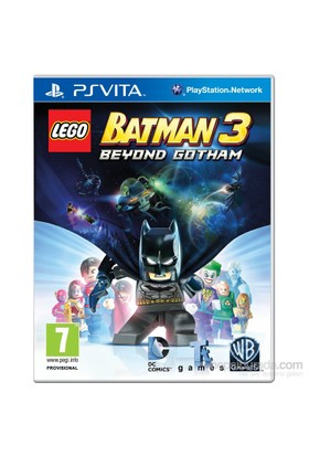 Wb Games Ps Vıta Lego Batman 3 Beyond Gotham