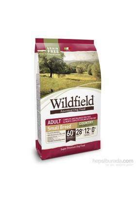 Wildfield Köy Domuz Etli, Tavşanlı Ve Yumurtalı Yetişkin Küçük Irk Köpek Maması 2 Kg