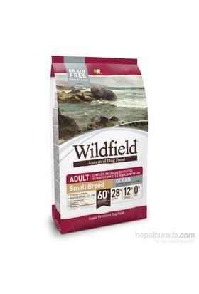 Wildfield Okyanus Ringa Balıklı,Somonlu Ve Ton Balıklı Yetişkin Küçük Irk Köpek Maması 2 Kg