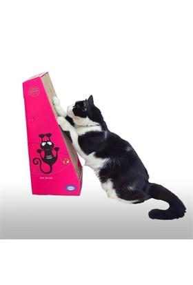 Trend Store Kedi Tırmalama Kartonu - Kedi Otu Hediyeli