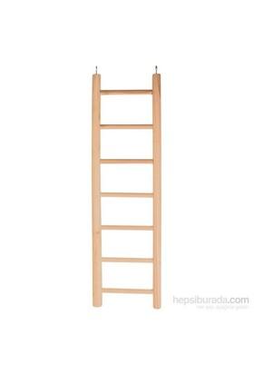 Ahşap Papağan Merdiveni 5 Basamak 45 cm
