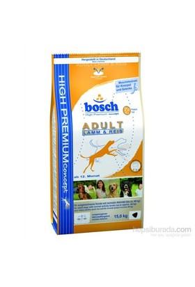 Bosch Yetişkin Köpekler İçin Kuru Köpek Maması Kuzu Ve Pirinçli 3Kg