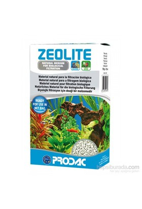 Prodac Zeolite(Substrat) Dış Filtre Malzemesi 700 Gr