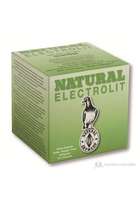 Güvercinler İçin Natural Elektrolit 240 Gr
