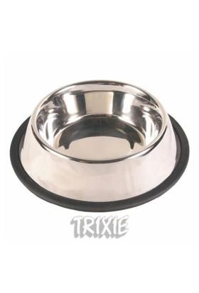 Trixie köpek paslanmaz çelik mama kabı 700ml