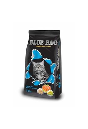 Blue Bag Balıklı Yetişkin Kedi Maması 15 Kg