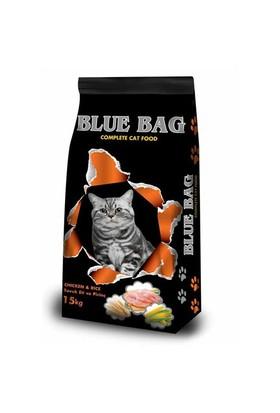 Blue Bag Tavuklu Yetişkin Kedi Maması 15 Kg