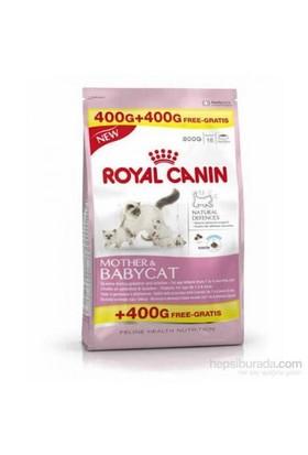 Royal Canin 34 Yavru Kedi Kuru Maması 400 Gr + 400 Gr (800Gr)