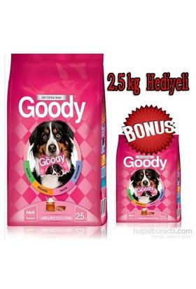 Goody Kuzu&Pirinçli Yetişkin Köpek Maması 15 Kg + 2.5 Kg