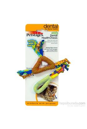 Petstages Dental Health Chews (İkili Catnipli Kedi Oyuncağı, Diş Kaşıyıcı)