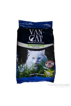Van Cat Parfümlü Kedi Kumu İnce Taneli 10Kg