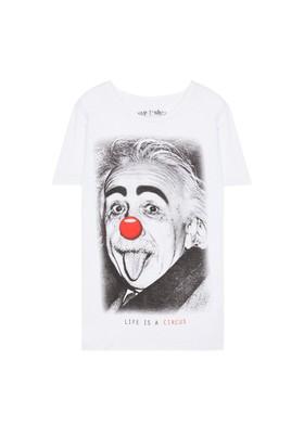 My T-Shirt Einstein Circus T-Shirt