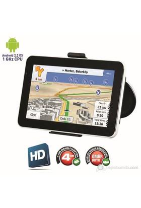 GoldMaster NAV-725 7'' Tablet Navigasyon Cihazı
