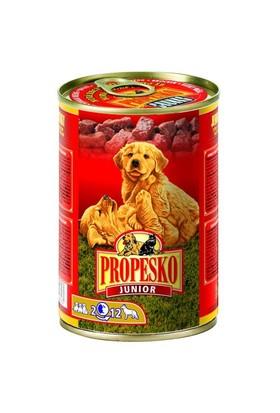 Propesko Kümes Hayvanlı Yavru Köpek Konservesi 415 Gr