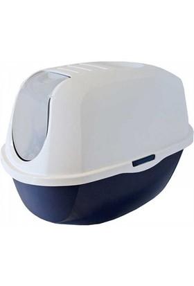 Moderna Smart Kapalı Tuvalet Kabı 53 Cm Lacivert