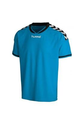 Hummel Stay Authentic Erkek Mavi Tişört (03554-7428)