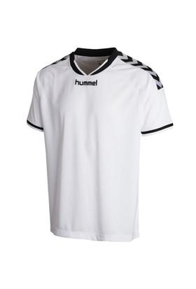 Hummel Stay Authentic Erkek Beyaz Tişört (03554-9001)