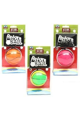 Neon Bileğe Bağlanabilen Köpek Top Oyuncak 6,3 Cm