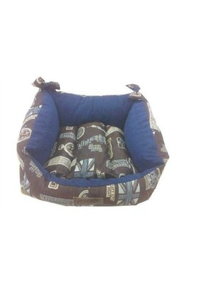 Puki Köpek Yatağı Divan Model Özel Kumaş No:1